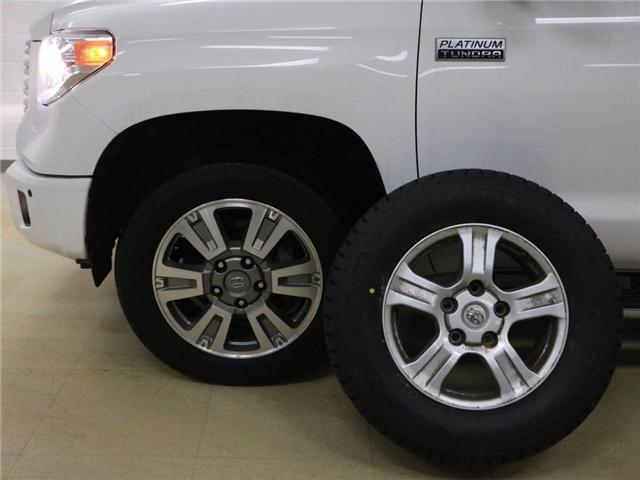 2016 Toyota Tundra Platinum 5.7L V8 (Stk: 185565) in Kitchener - Image 23 of 24