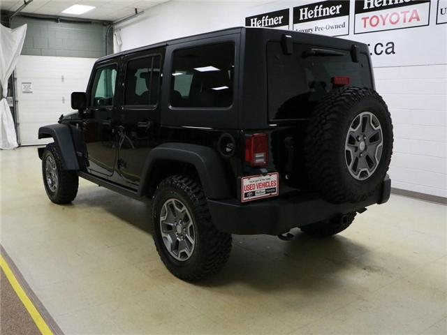 2017 Jeep Wrangler Unlimited Rubicon (Stk: 186249) in Kitchener - Image 2 of 27