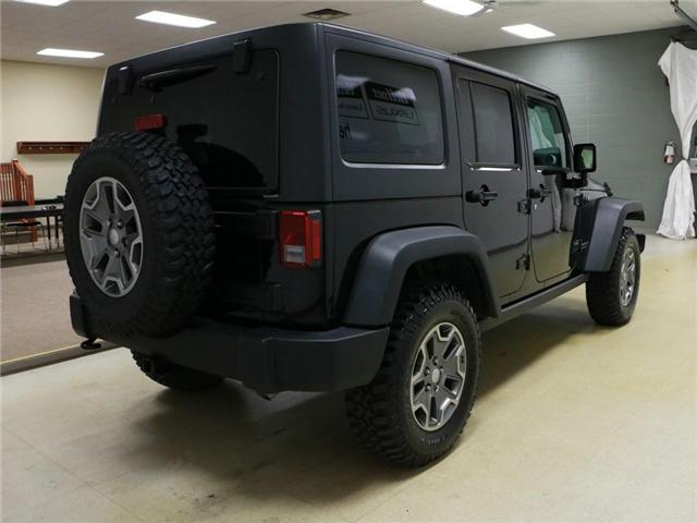 2017 Jeep Wrangler Unlimited Rubicon (Stk: 186249) in Kitchener - Image 3 of 27