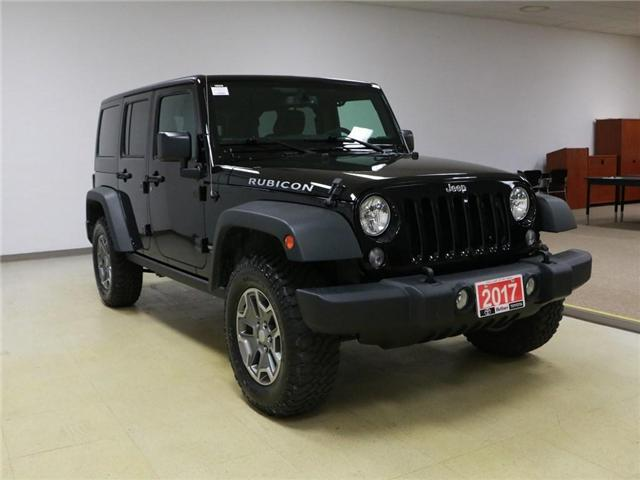 2017 Jeep Wrangler Unlimited Rubicon (Stk: 186249) in Kitchener - Image 4 of 27