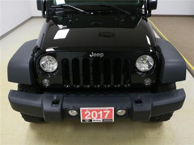 2017 Jeep Wrangler Unlimited Rubicon (Stk: 186249) in Kitchener - Image 23 of 27