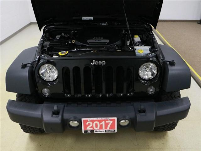 2017 Jeep Wrangler Unlimited Rubicon (Stk: 186249) in Kitchener - Image 24 of 27