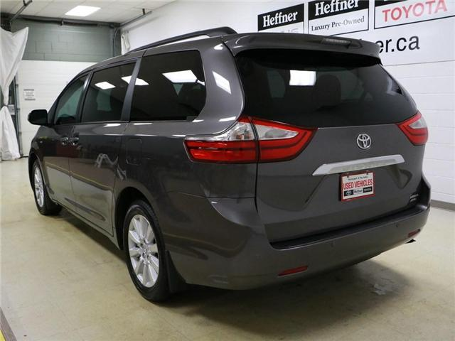 2017 Toyota Sienna XLE 7 Passenger (Stk: 186199) in Kitchener - Image 2 of 31