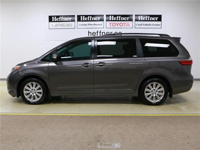 2017 Toyota Sienna XLE 7 Passenger (Stk: 186199) in Kitchener - Image 24 of 30