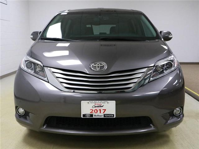2017 Toyota Sienna XLE 7 Passenger (Stk: 186199) in Kitchener - Image 25 of 30