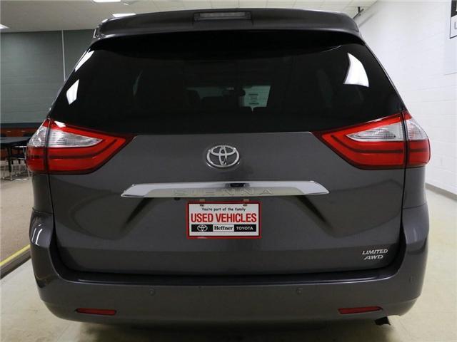2017 Toyota Sienna XLE 7 Passenger (Stk: 186199) in Kitchener - Image 26 of 31