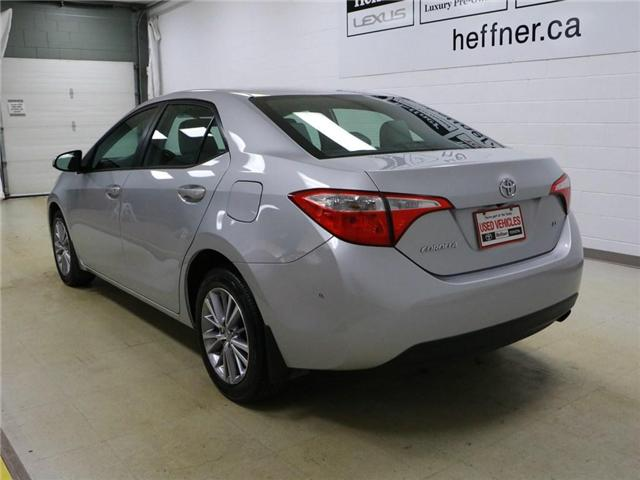 2015 Toyota Corolla LE (Stk: 186218) in Kitchener - Image 2 of 28