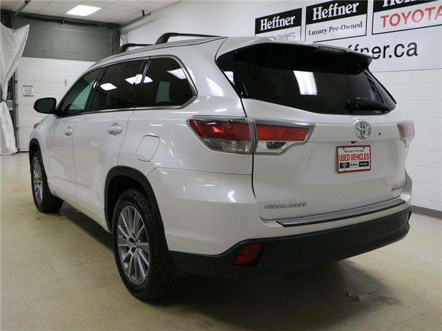 2016 Toyota Highlander XLE (Stk: 186235) in Kitchener - Image 2 of 30