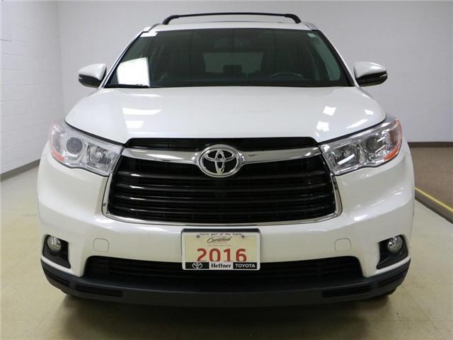 2016 Toyota Highlander XLE (Stk: 186235) in Kitchener - Image 22 of 30