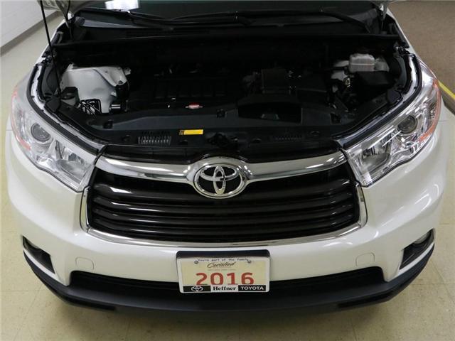 2016 Toyota Highlander XLE (Stk: 186235) in Kitchener - Image 27 of 30