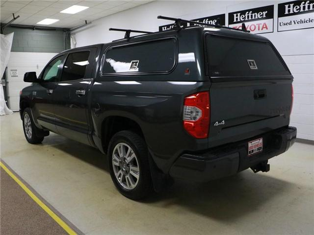 2016 Toyota Tundra Platinum 5.7L V8 (Stk: 186325) in Kitchener - Image 2 of 29