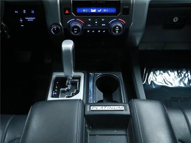 2016 Toyota Tundra Platinum 5.7L V8 (Stk: 186325) in Kitchener - Image 8 of 29