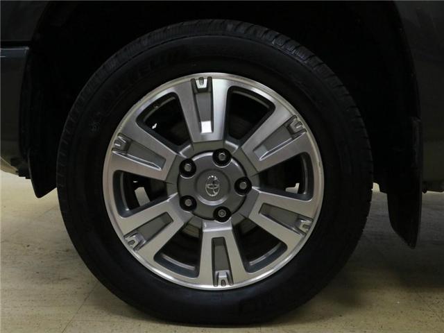 2016 Toyota Tundra Platinum 5.7L V8 (Stk: 186325) in Kitchener - Image 27 of 29