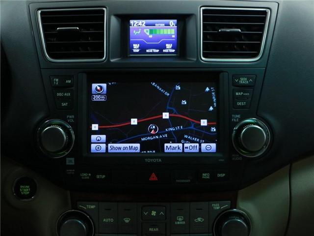 2012 Toyota Highlander V6 Limited (Stk: 186339) in Kitchener - Image 8 of 30