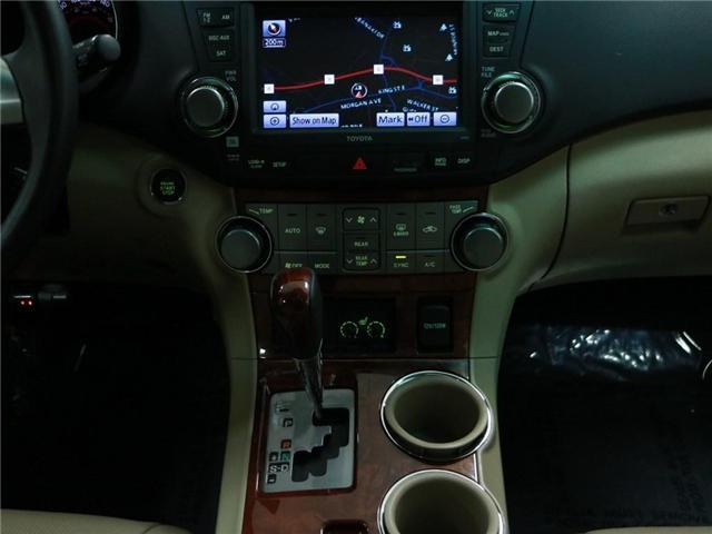 2012 Toyota Highlander V6 Limited (Stk: 186339) in Kitchener - Image 9 of 30