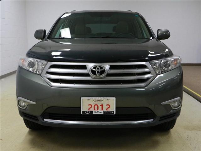 2012 Toyota Highlander V6 Limited (Stk: 186339) in Kitchener - Image 21 of 30