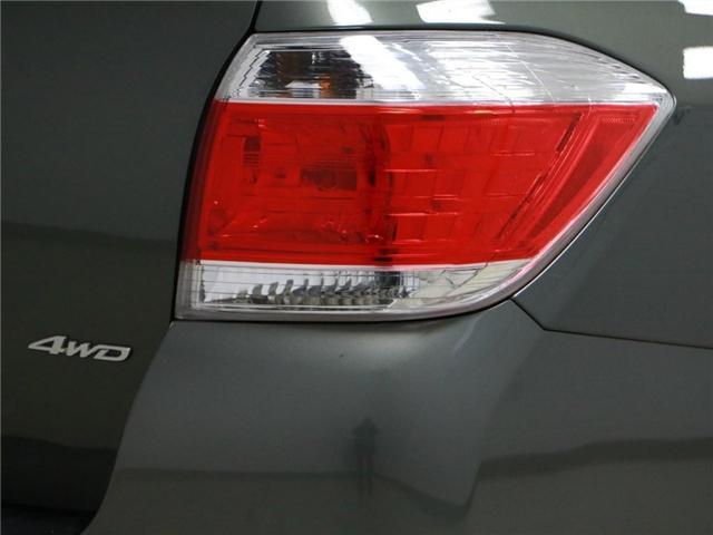 2012 Toyota Highlander V6 Limited (Stk: 186339) in Kitchener - Image 24 of 30
