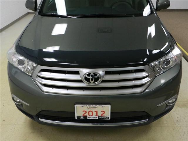 2012 Toyota Highlander V6 Limited (Stk: 186339) in Kitchener - Image 26 of 30