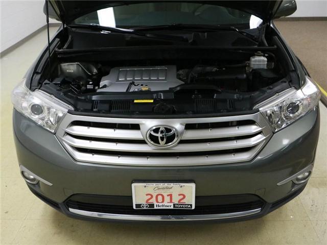 2012 Toyota Highlander V6 Limited (Stk: 186339) in Kitchener - Image 27 of 30