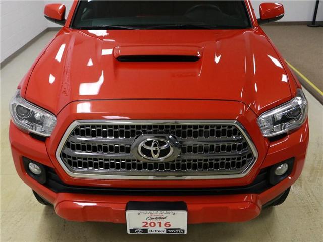 2016 Toyota Tacoma TRD Sport (Stk: 186425) in Kitchener - Image 24 of 28