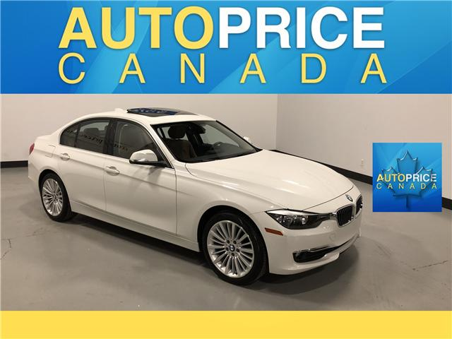 2015 BMW 320i xDrive (Stk: W0139) in Mississauga - Image 1 of 23