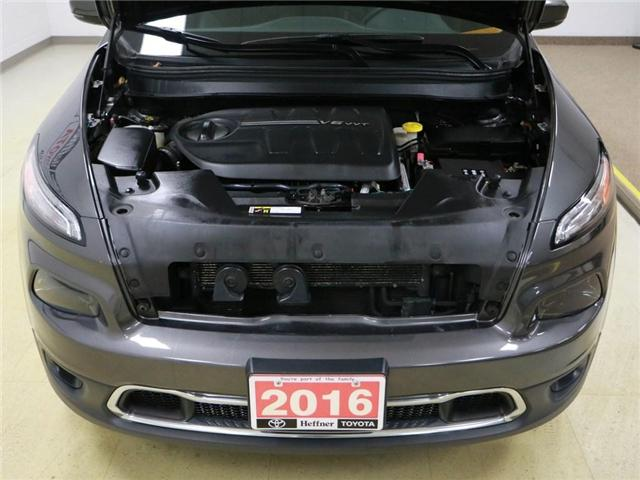 2016 Jeep Cherokee Limited (Stk: 186394) in Kitchener - Image 23 of 26