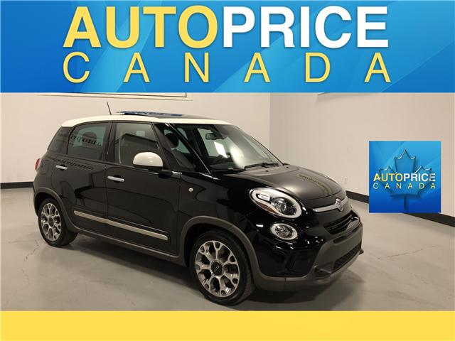 2014 Fiat 500L Trekking (Stk: W0151) in Mississauga - Image 1 of 24