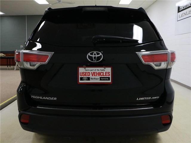 2016 Toyota Highlander Limited (Stk: 186487) in Kitchener - Image 24 of 30