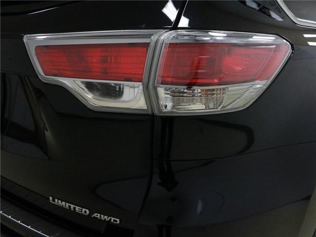 2016 Toyota Highlander Limited (Stk: 186487) in Kitchener - Image 26 of 30