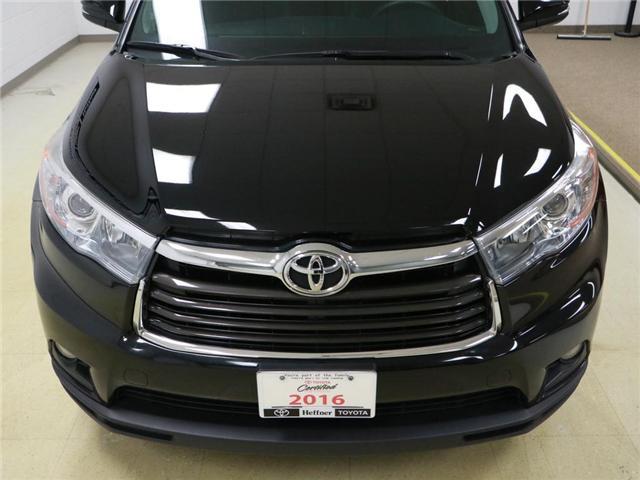 2016 Toyota Highlander Limited (Stk: 186487) in Kitchener - Image 28 of 30