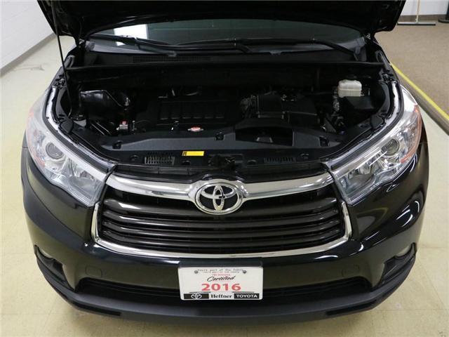 2016 Toyota Highlander Limited (Stk: 186487) in Kitchener - Image 29 of 30