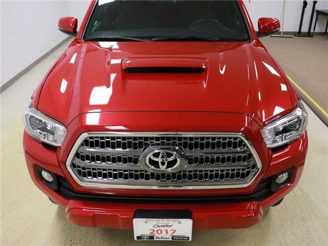 2017 Toyota Tacoma SR5 (Stk: 186495) in Kitchener - Image 25 of 29