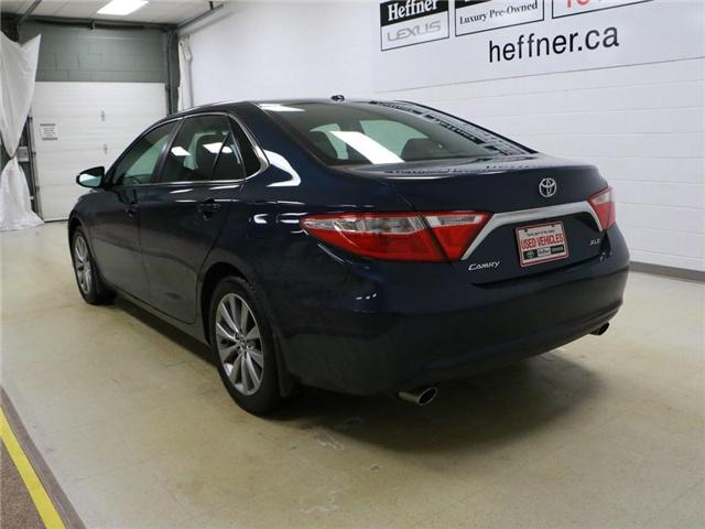 2015 Toyota Camry XLE V6 (Stk: 186427) in Kitchener - Image 2 of 29