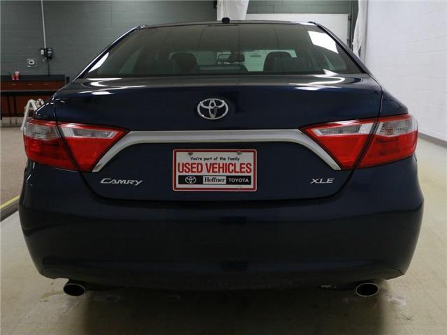 2015 Toyota Camry XLE V6 (Stk: 186427) in Kitchener - Image 21 of 29