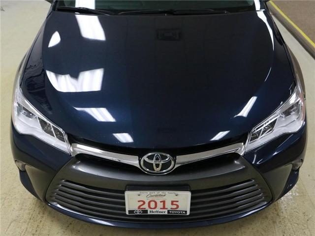 2015 Toyota Camry XLE V6 (Stk: 186427) in Kitchener - Image 25 of 29