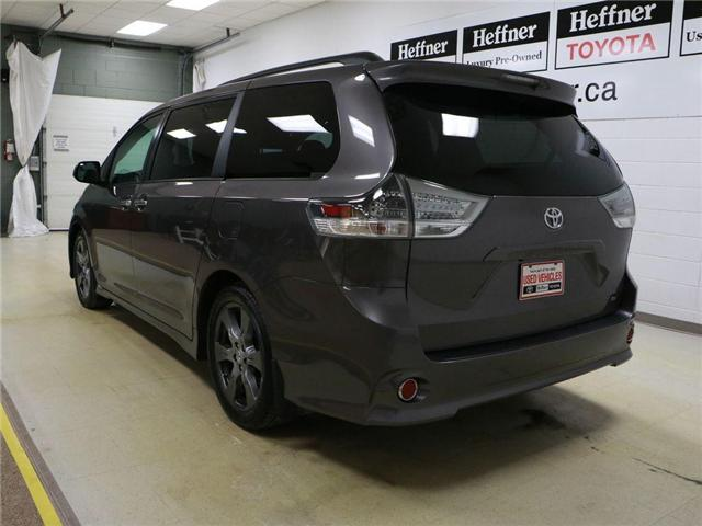 2017 Toyota Sienna SE 8 Passenger (Stk: 186504) in Kitchener - Image 2 of 30