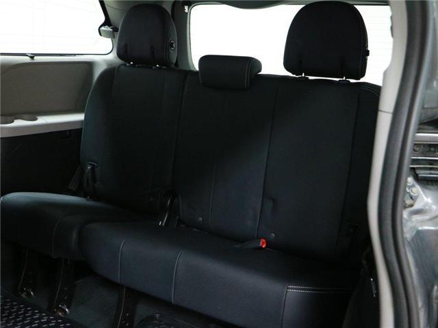 2017 Toyota Sienna SE 8 Passenger (Stk: 186504) in Kitchener - Image 16 of 30