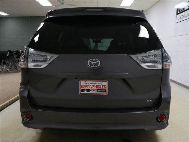 2017 Toyota Sienna SE 8 Passenger (Stk: 186504) in Kitchener - Image 22 of 30