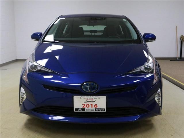 2016 Toyota Prius Touring (Stk: 186484) in Kitchener - Image 19 of 28