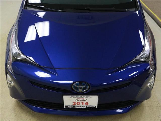 2016 Toyota Prius Touring (Stk: 186484) in Kitchener - Image 24 of 28