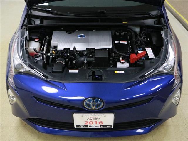 2016 Toyota Prius Touring (Stk: 186484) in Kitchener - Image 25 of 28