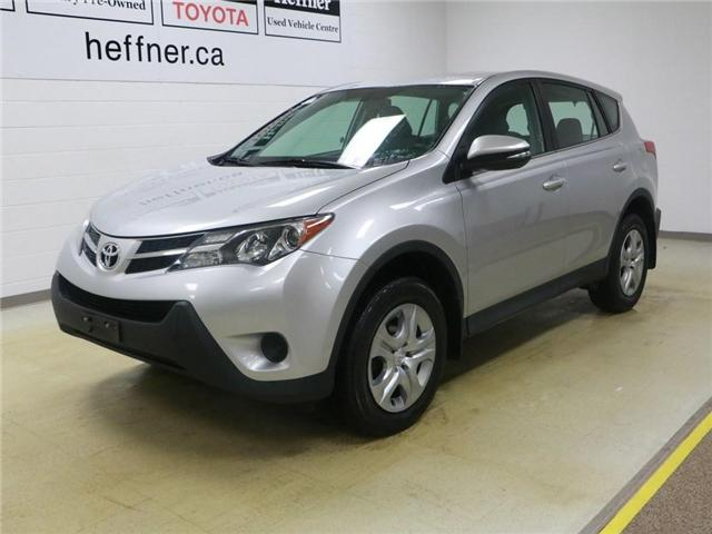 2014 Toyota RAV4 LE (Stk: 186429) in Kitchener - Image 1 of 25