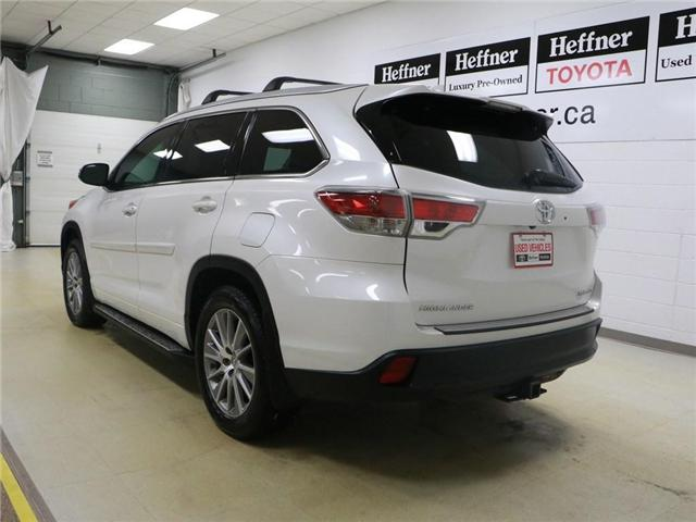 2015 Toyota Highlander XLE (Stk: 186520) in Kitchener - Image 2 of 30