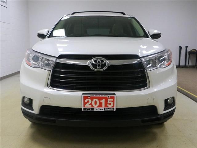 2015 Toyota Highlander XLE (Stk: 186520) in Kitchener - Image 22 of 30
