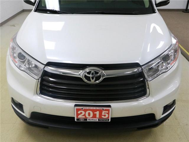 2015 Toyota Highlander XLE (Stk: 186520) in Kitchener - Image 27 of 30