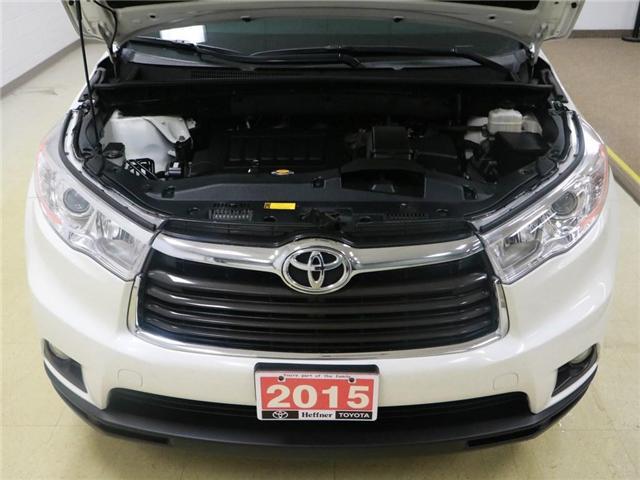 2015 Toyota Highlander XLE (Stk: 186520) in Kitchener - Image 28 of 30