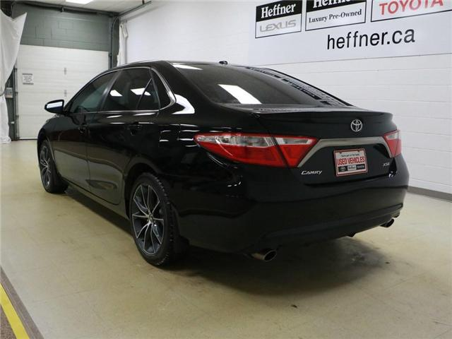 2016 Toyota Camry XSE V6 (Stk: 186546) in Kitchener - Image 2 of 29