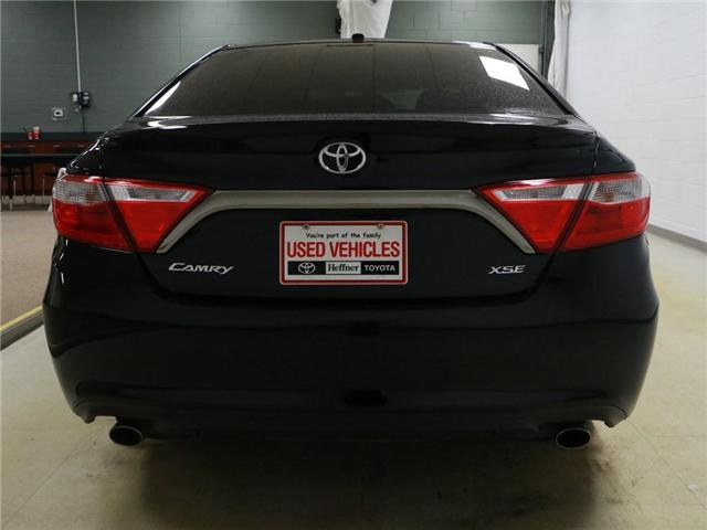 2016 Toyota Camry XSE V6 (Stk: 186546) in Kitchener - Image 22 of 29