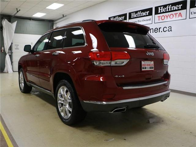 2015 Jeep Grand Cherokee Summit (Stk: 186554) in Kitchener - Image 2 of 30
