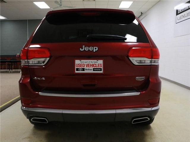 2015 Jeep Grand Cherokee Summit (Stk: 186554) in Kitchener - Image 26 of 30